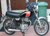 1982 Yamaha SR500
