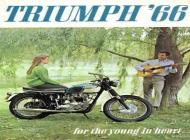 1966 Triumph Advert