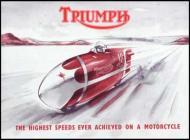 Triumph Land Speed Record Advert
