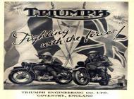 Triumph Military Advert