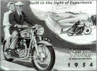 Vintage Norton Advert