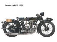 1928 Sunbeam Model 90