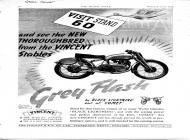 1949 Vincent Advert