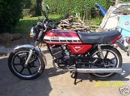 Yamaha RD200 DX