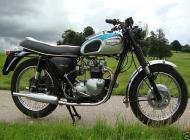 1968 Triumph Tiger 90
