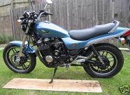 1985 Yamaha RD80 LC