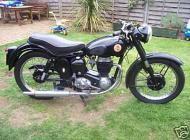 1958 BSA C12