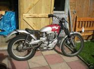 Peter Pykett Matchless Pre-65 Trials