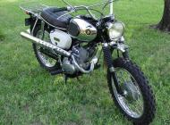 1968 Suzuki TC120 Bearcat
