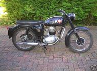 1962 BSA B40