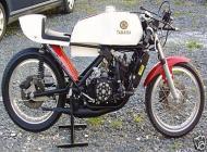 Yamaha TZ250 Maxton