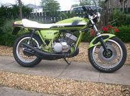 Kawasaki H1 Triple
