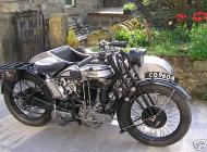1926 Norton 588 OHV
