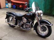 Harley Davidson Duo Glide Panhead