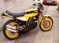 1982 Yamaha RD350 LC