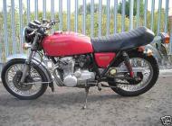1976 Honda CB400/4