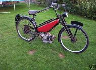 1948 Norman Autocycle