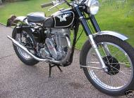 Matchless G80CS 500cc Competition Model