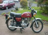 1975 Honda CB200