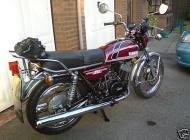 1974 Yamaha RD 350B