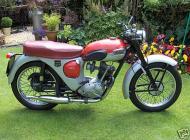 1963 Triumph T20 Tiger Cub