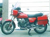 1983 Moto Guzzi V50 Mk3