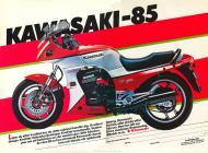 Kawasaki GPZ900R Ad