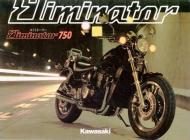 Kawasaki Eliminator 750 Ad