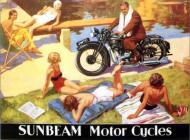 1930s Sunbeam Advert