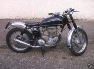 1956 Matchless G3L