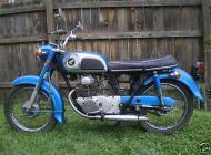 1968 Honda CD175