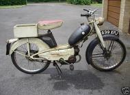Raleigh RM4 Moped