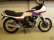 1982 Honda CBX550