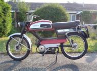 1975 Mobylette Motobecane Mk2