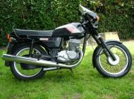 1980 Jawa 350 Twin Sport