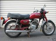 Honda CD200 TA Benly