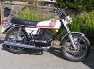 1974 Yamaha TX750