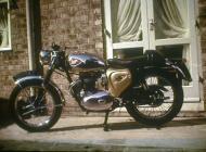 1965 BSA A65 Lightning Clubman