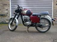 1986 MZ TS125