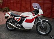 Honda CB750 F2 Britain