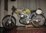 1960s ITOM 500cc Competition Racer