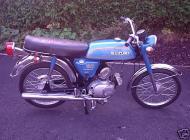 1977 Suzuki AP50