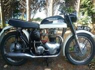 1960 Norton Dominator 88 Deluxe
