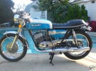1971 Suzuki T350