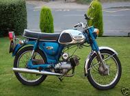 1975 Yamaha YG1-F(FD)