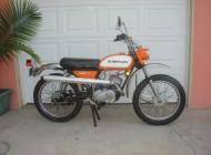 1969 Kawasaki Roadrunner C2TR 120