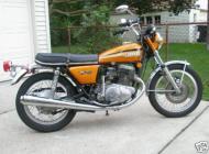 1973 Yamaha TX750