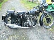 1937 Velocette KTS OHC