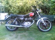 1983 Yamaha SR500