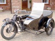 1922 Sunbeam Combination